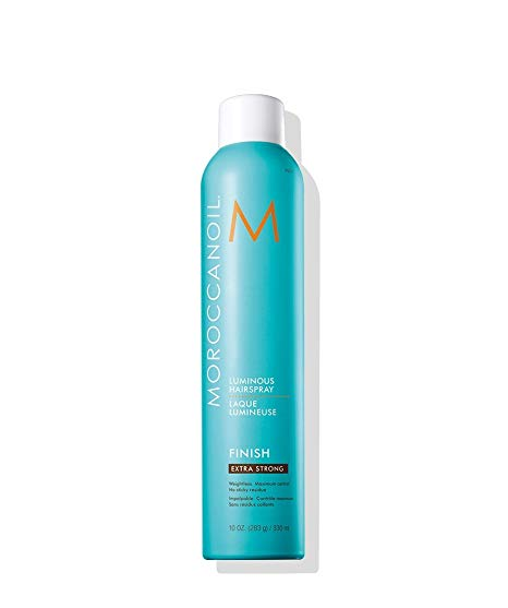 Moroccan Oil - Luminous Hair Spray Extra Strong - Hair Care Products - Your Hair Shop  - The Best Quality Remy Hair wefts, and shop the best quality remy hair Extensions at Your Hair Shop.