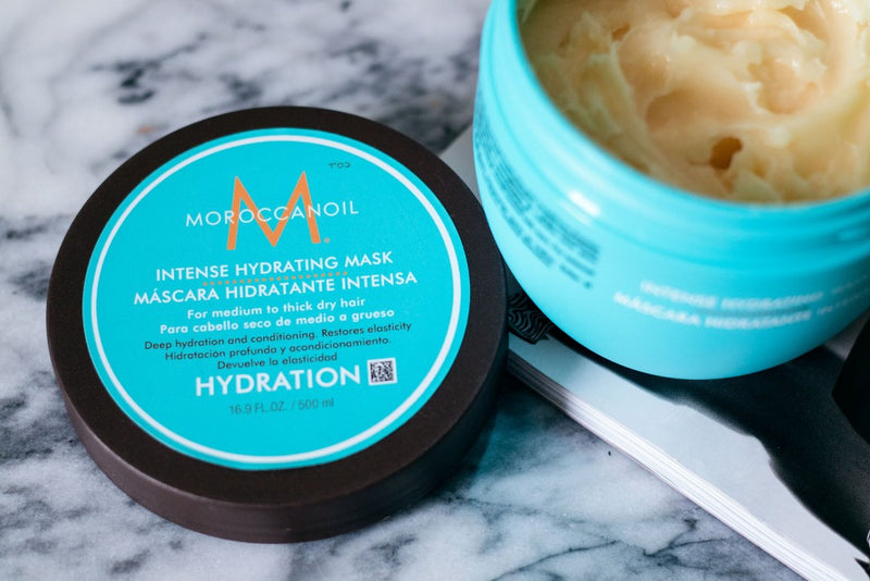Moroccan Oil Intense Hydrating Mask 8.5oz -  - Your Hair Shop  - The Best Quality Remy Hair wefts, and shop the best quality remy hair Extensions at Your Hair Shop.