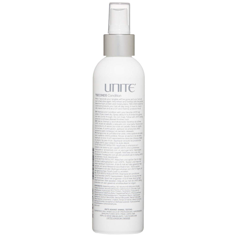 UNITE - 7SECONDS™ Detangler Leave in Conditioner - Hair Care Products - UNITE - The Best Quality Remy Hair wefts, and shop the best quality remy hair Extensions at Your Hair Shop.