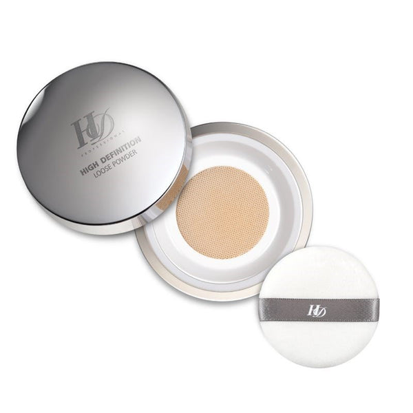 HD Loose Powder for Naturally Glowing Skin (New Package) - fly up beauty HD makeup professional make up kattong
