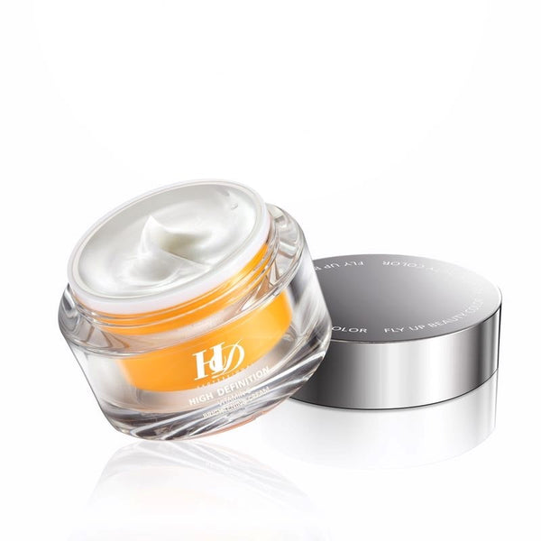 HD Vitamin C Brightening Cream - fly up beauty HD makeup professional make up kattong