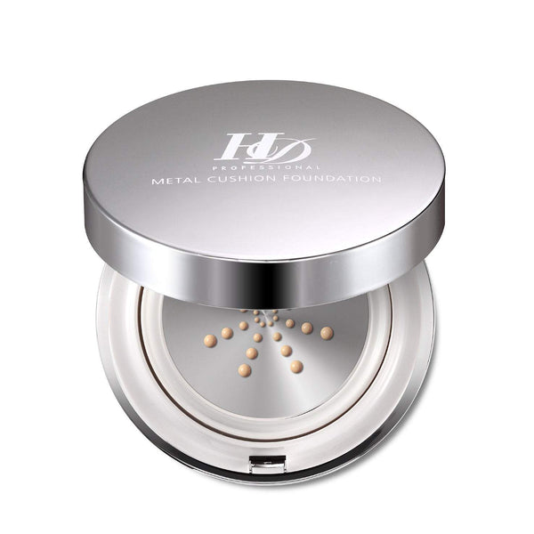 HD Metal Best Cushion Foundation SPF20 - fly up beauty HD makeup professional make up kattong
