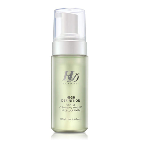 HD Gentle Cleansing Mousse Micellar Form - fly up beauty HD makeup professional make up kattong