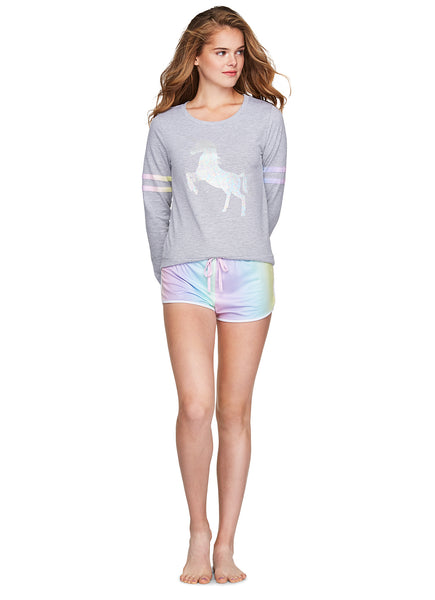 Soft Lounge Sweater | Premium Print Cozy Sweater