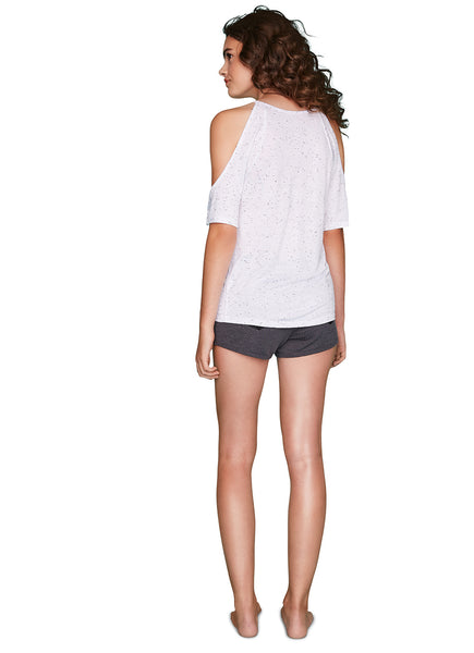 Cozy Lounge Short | Soft Sleep Short With Pockets