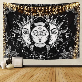 black and white tapestry cheap - Tapestry Shopping