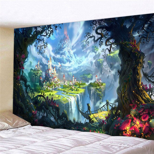 Fairy tapestry - Tapestry Shopping - Tapestries, Hippies and Wall Hangings