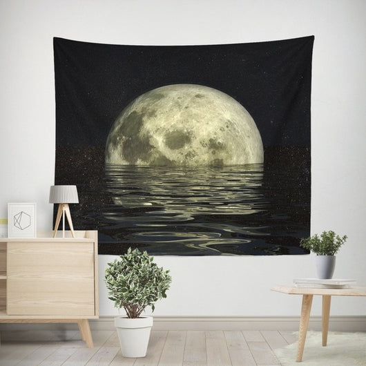 Adorable Moon tapestry - Tapestry Shopping - Tapestries, Hippies and Wall Hangings