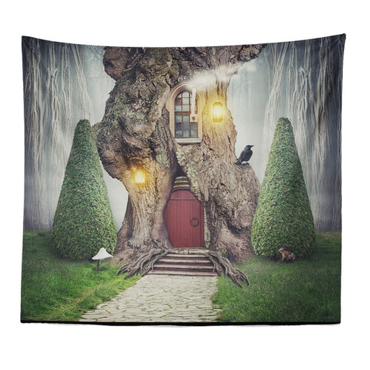 Fairyland Forest Tapestry - Tapestry Shopping