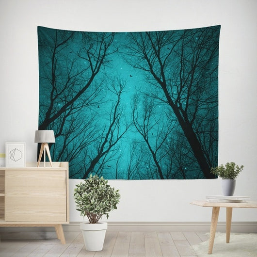 Forest Tapestry - Tapestry Shopping - Tapestries, Hippies and Wall Hangings