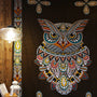 Tapestry Shopping - Tapestries, Hippies and Wall Hangings:Mandala Owl Wall Tapestry