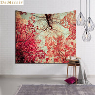 Tapestry Shopping - Tapestries, Hippies and Wall Hangings:Psychedelic Forest Tapestry,3 / 130x153cm