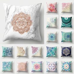 Mandala Cushion Cover - Tapestry Shopping - Tapestries, Hippies and Wall Hangings