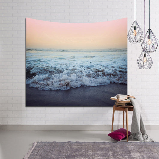 Sunset Beach Tapestry - Tapestry Shopping
