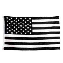 Black and White American Flag - Tapestry Shopping - Tapestries, Hippies and Wall Hangings