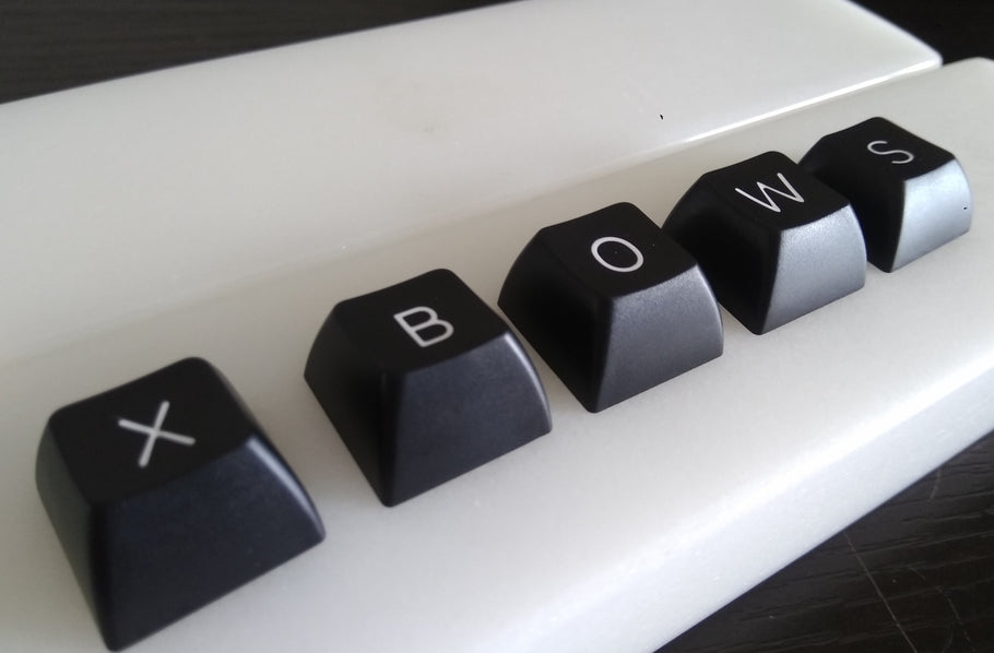 The Ultimate Guide to Keycaps