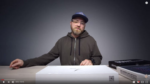X-Bows Mechanical Ergonomic Keyboard Unbox Therapy