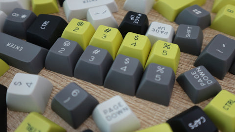 Double-Shot ABS Keycaps