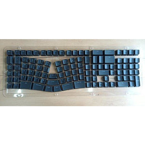 Transparent Label Replacement Keycaps Set - X-Bows Store