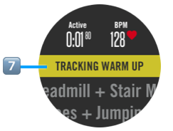 Atlas Multi-Trainer 3 Workout Tracker Freestyle Workout Tracking Active