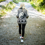 Spirit Bear heritage sweater by Granted/V.I.A.