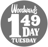 Woodward's $1.49 Day Tee