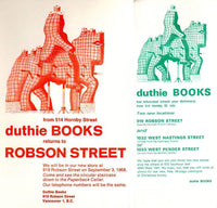Duthie Books Book Bag