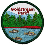NEW! BC Parks Patches