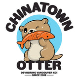 Chinatown Otter Coffee Mug