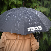 Vancouver Is Awesome Umbrella - Black