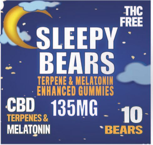 Sleepy Bears CBD Gummies -NEW