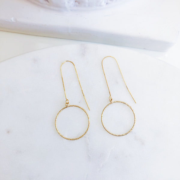 Cameron Threader Earrings