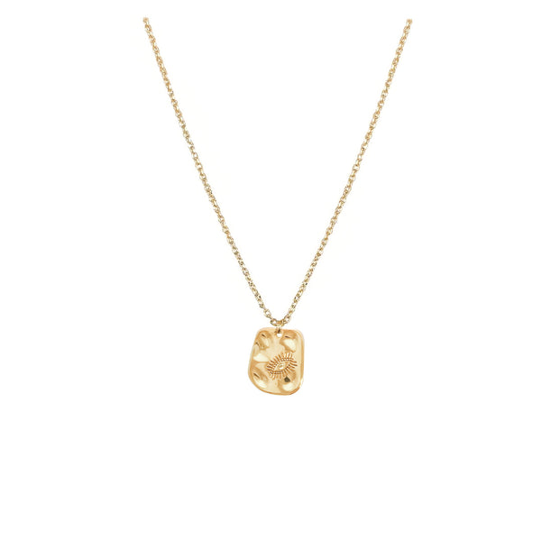 Gold Chain Necklace | 18K Gold Videre Necklace