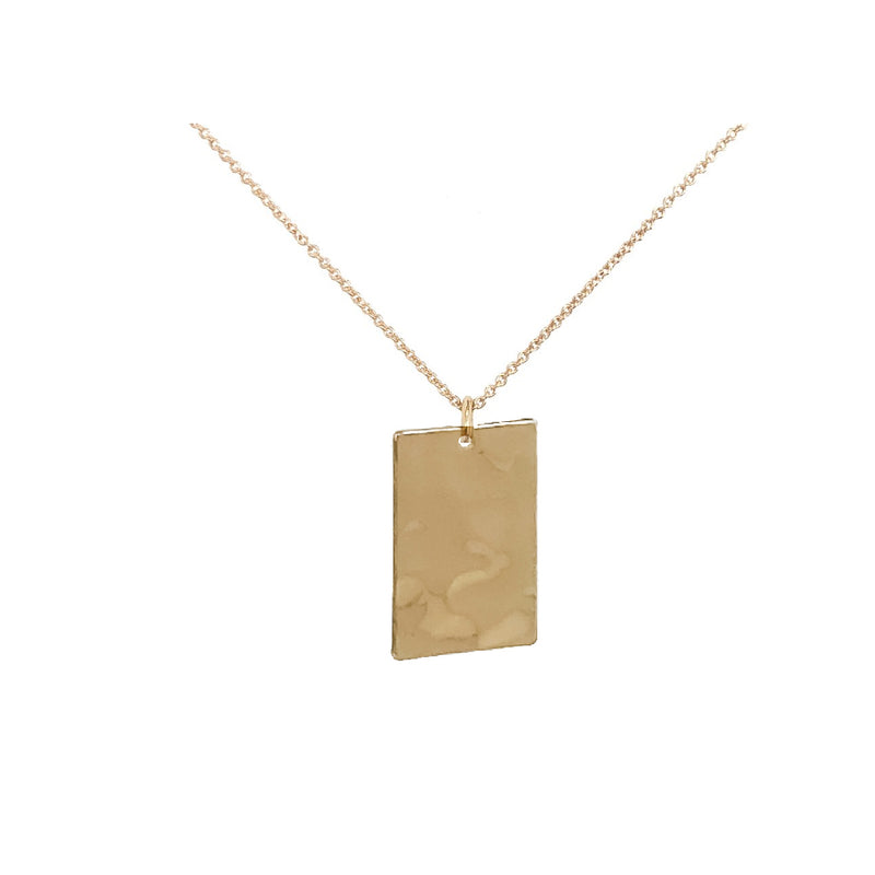 Gold Chain Necklace | 18K Gold Nikita Necklace