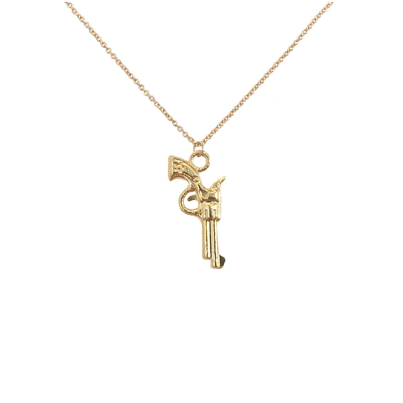 Revolver Fine Chain Necklace