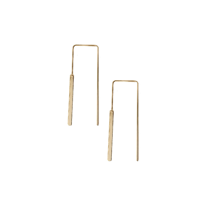 Drop Earrings | 18K Gold Ritta Earrings