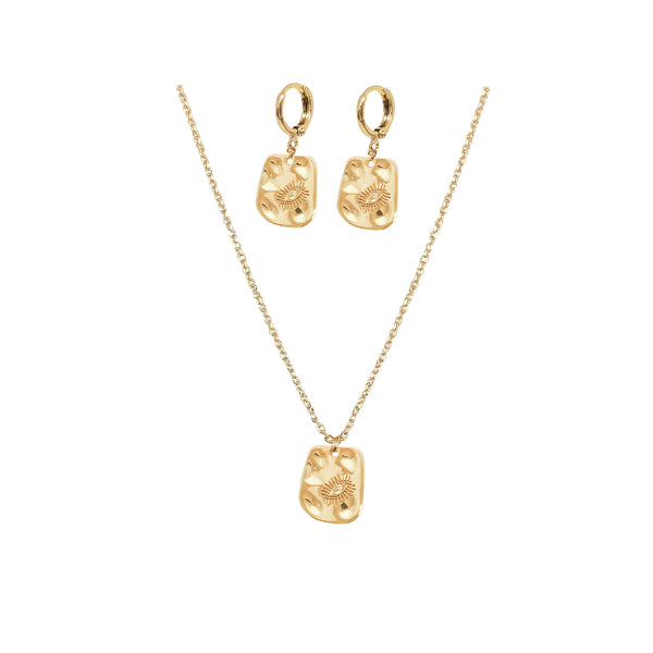Christmas Set - Videre Earrings & Necklace