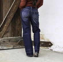 Load image into Gallery viewer, Curvy Wide Leg Jeans