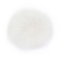 Load image into Gallery viewer, Ethical Alpaca Fur Pom Pom - The Little Grey Girl