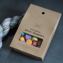 Load image into Gallery viewer, Cocoknits - Coloured Stitch Stoppers (Mixed)