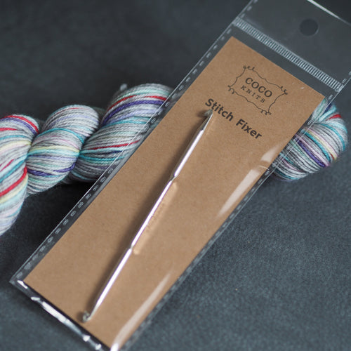 CocoKnits Stitch Fixer - The Little Grey Girl