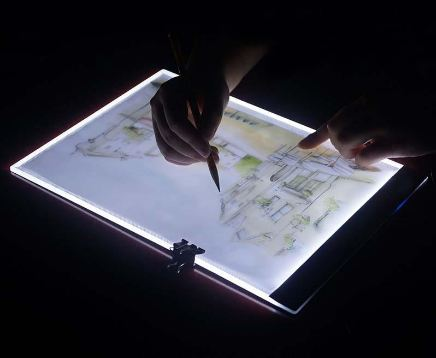 LED Tablet Pad