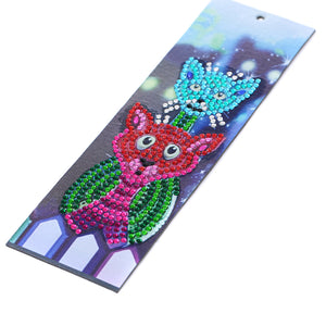 The Bestfriends - Diamond Painting Bookmark