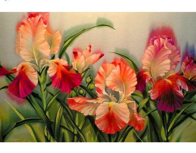 Safflower - DIY Diamond Painting