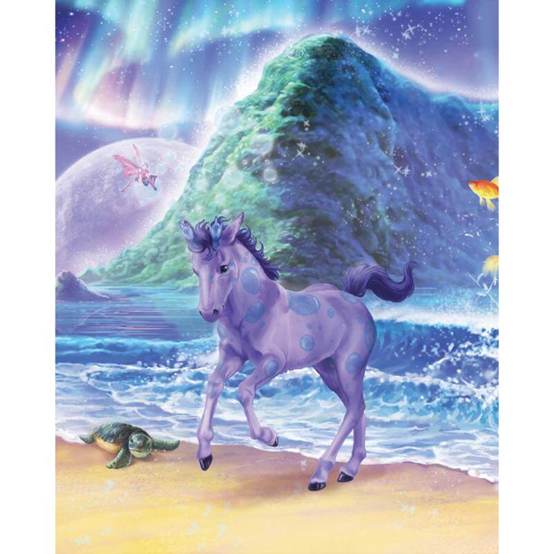 Unicorn - DIY Diamond Painting