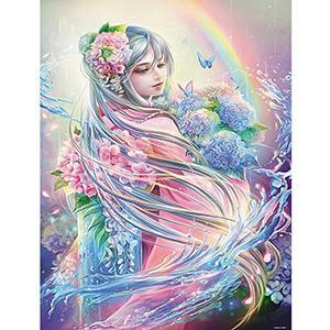 Rainbow Fairy - DIY Diamond Painting