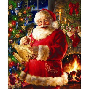 Santa Clause - DIY Diamond Painting