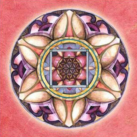Image of Mandala #14 - DIY Diamond  Painting