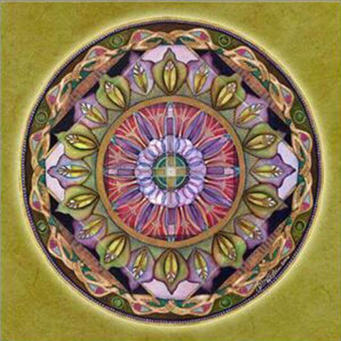 Image of Mandala #8 - DIY Diamond  Painting