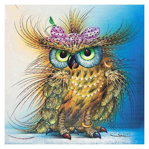 Image of Owl - DIY Diamond Painting
